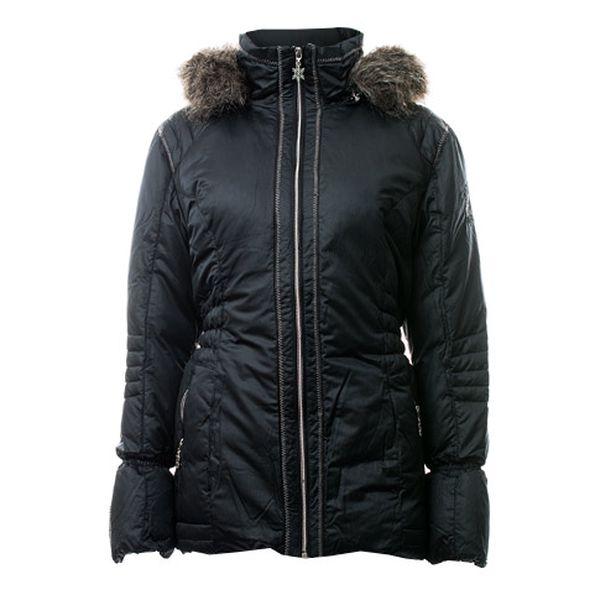 Černá bunda Tani