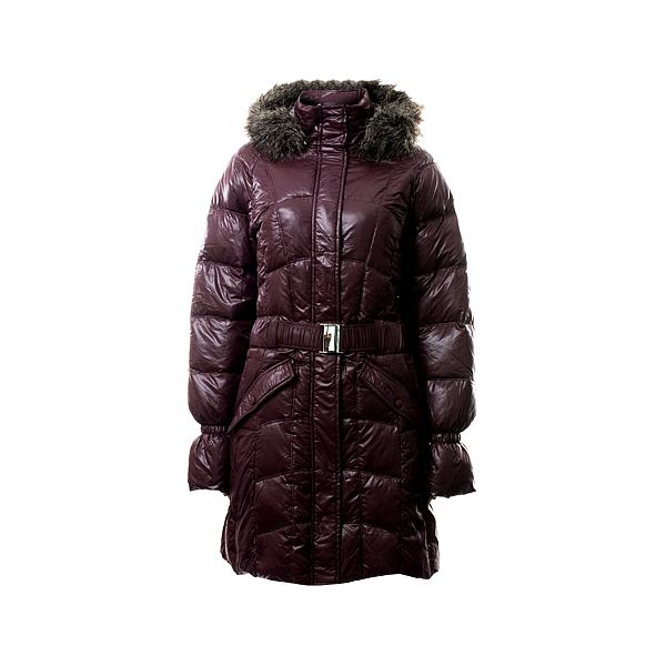 Fialový kabát Vanja