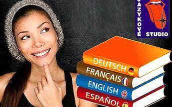 Půlroční jazykový kurz v Brně: AJ / NJ / FJ / ŠJ