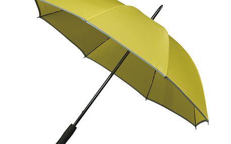 Deštník Hi-Viz Bright Yellow z řady All Square.