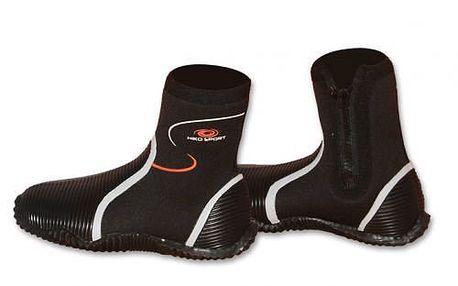 Kvalitní dětské teplé pevnější boty Hiko Rafter Dětské