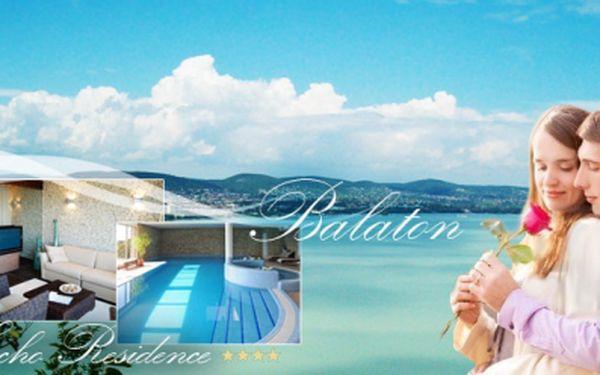 Dopřejte si LUXUSNÍ relaxační dovolenou přímo u BALATONU - Tihany v Maďarsku! 4 DNY/ 3 noci v luxusním suite pro DVA včetně bohaté POLOPENZE a WELLNESS jen za 4990 Kč! Platnost kuponu do května 2014!