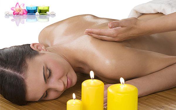 Energetická masáž celého těla za 349 Kč! Výjimečná zaváděcí akce - 90 min. relaxace!