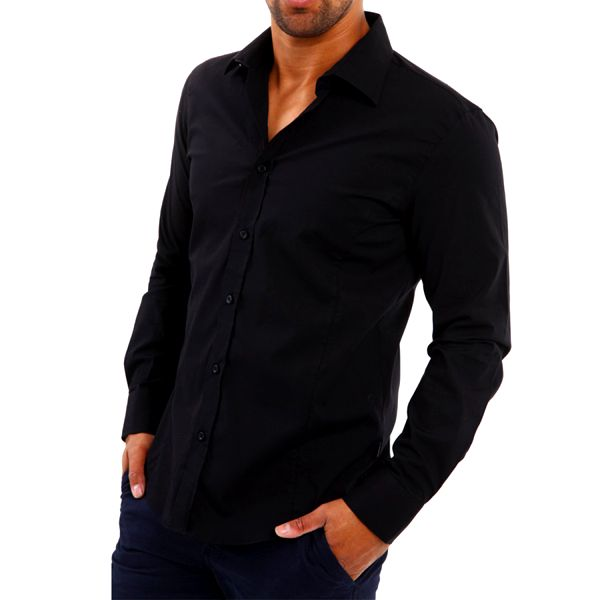 Pánská košile Carisma černá