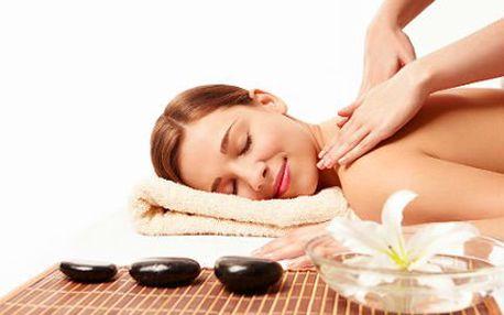 Hodinová Breussova masáž zad se slevou 62 %