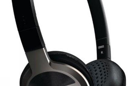 Mimořádně lehká skládací sluchátka Philips SHL9300