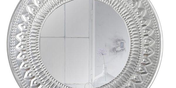 Nástěnné zrcadlo Aluminium