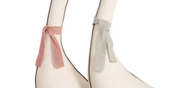 Látková husa z nové kolekce Maileg Mr and Mrs 73 cm