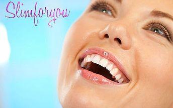 Získejte dokonalý chrup! Bělení zubů se slevou až 94 %
