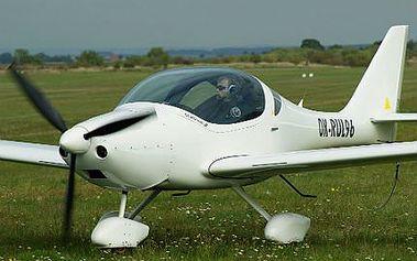 Proleťte se moderním letadlem s 41% slevou!