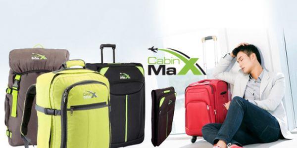 Luxusní cestovní ZAVAZADLA nebo BATOHY s moderním designem již od skvělých 499 Kč! Vybírat můžete z mnoha druhů a barevných provedení! Neodolatelná sleva 50%!