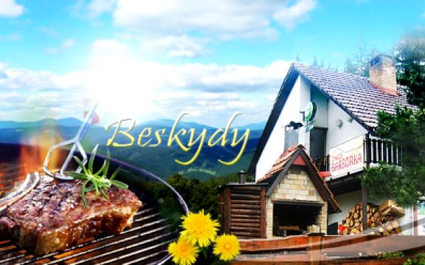 Pohodových 4 nebo 6 DNÍ PRO DVA včetně POLOPENZE, GRILOVÁNÍ A OPÉKÁNÍ od 1890 Kč! Dovolená v krásném prostředí Moravskoslezských Beskyd v oblíbené chatě Barborka s domácí VALAŠSKOU KUCHYNÍ a slevou 41%!
