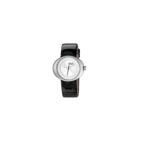 Dámské hodinky s krystaly Replay