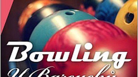 Bowling u Barcuchů za 49 Kč