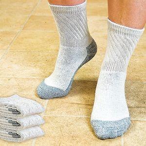 Zdravotní ponožky, sada 3 párů