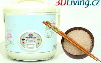Báječný automatický rýžovar s doručením a slevou 55 %