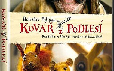 Kovář z Podlesí, DVD