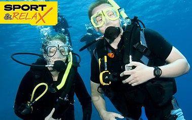 Základní kurz potápění ve volné vodě Open Water Diver
