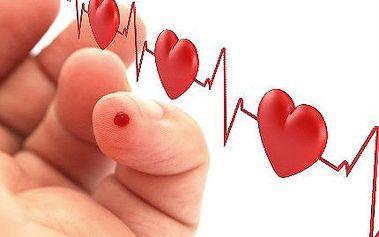 Vyšetření živé kapky krve + jidelníček a detoxikační program!