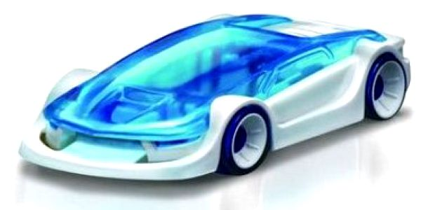 Úžasná hračka!! Auto, co jezdí na slanou vodu! Vyzkoušejte - skvělé pro děti i tatínky!