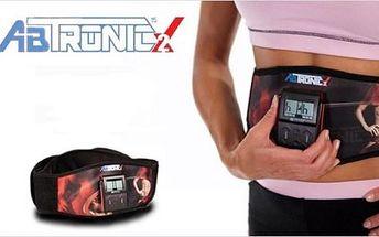 Masážní přístroj AB Tronic X2 pro Vaše ploché bříško! Pohodlné a přesto velmi účinné tvarování postavy. Zpevněte svaly bez jakékoliv námahy!