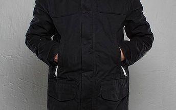 Pánský retro kabát Adidas