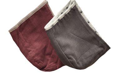 Kapuce/čepička z podzimní kolekce - vhodné pro citlivou dětskou pokožku.
