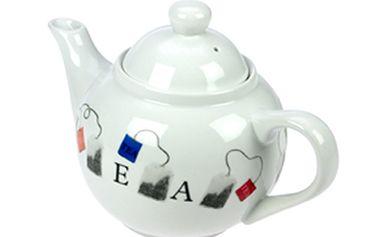 Konvice na čaj 0,6L - 12 cm