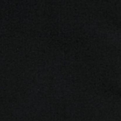 Dámská vsadka s límečkem, černá