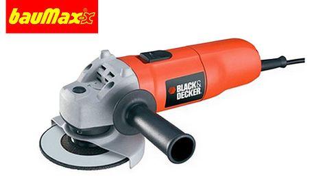 Kvalitní úhlová bruska Black & Decker - bauMax