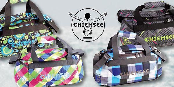 Sportovní tašky a batohy Chiemsee