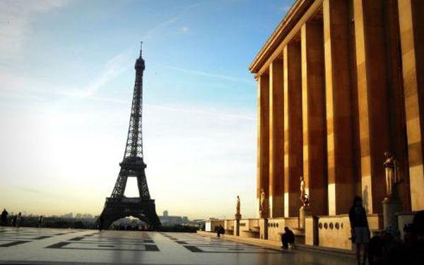 Poznávací zájezd za krásami Paříže - letem světem