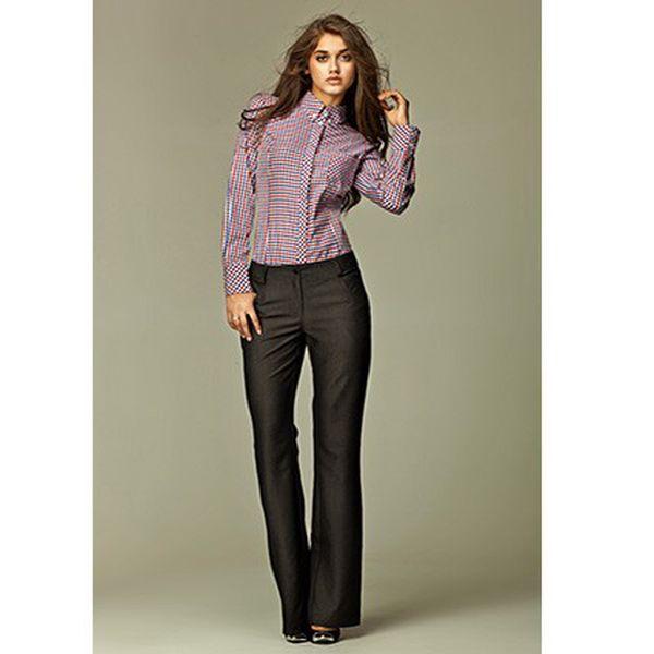 Dámské kalhoty Nife černé 1