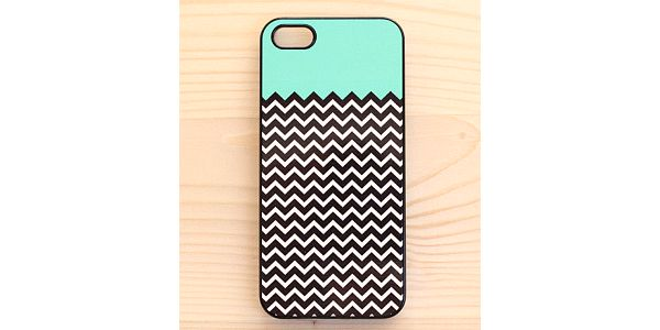 Obal na iPhone 4/4S, Chevron Pattern