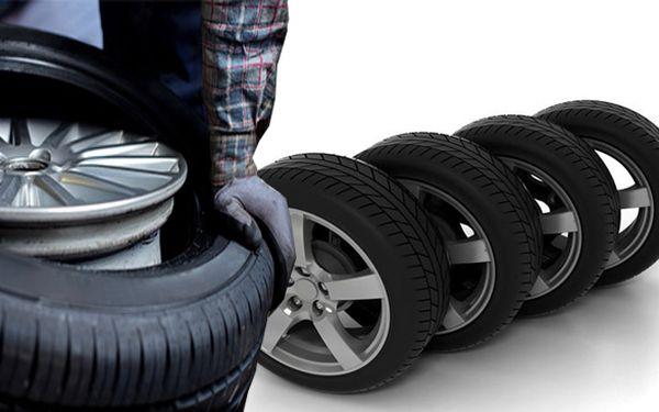 Zimní přezutí pneumatik
