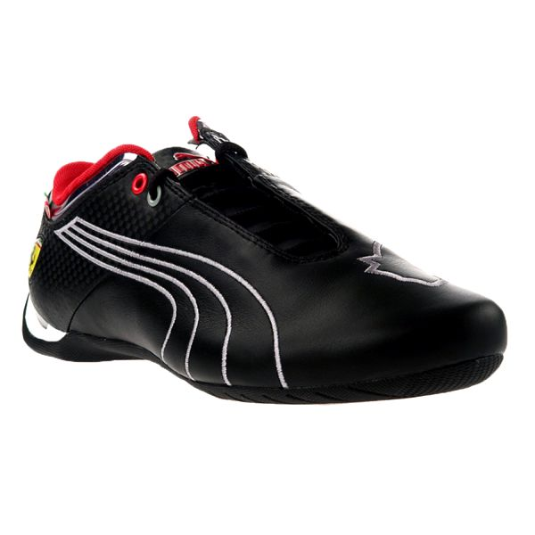 Pánské tenisky Puma černé s bílou