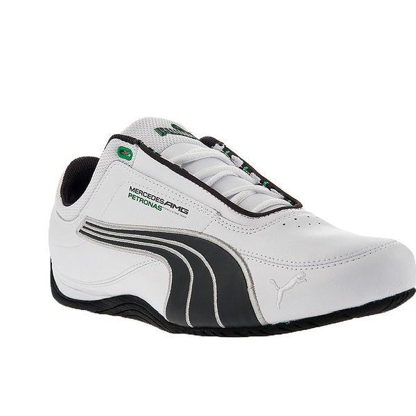 Pánské boty Puma bílé