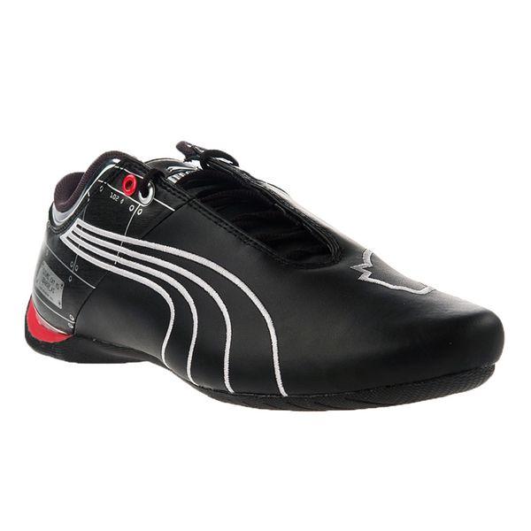 Pánské boty Puma černo-bílé