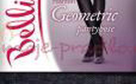 Punčochové kalhoty Bellinda 262007 Geometric tights