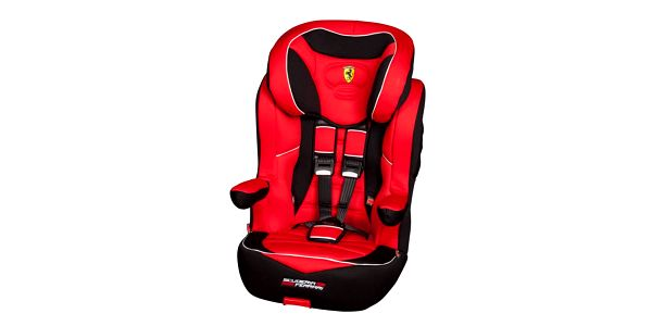 Autosedačka Ferrari I-max SP Isofix 9-36 kg