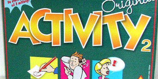Společenská hra pro celou rodinu Piatnik Activity Original 2