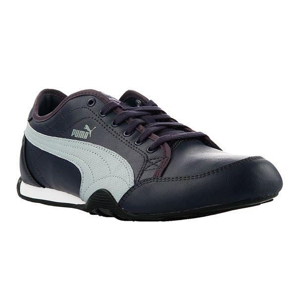 Pánské tenisky Puma černé s šedou