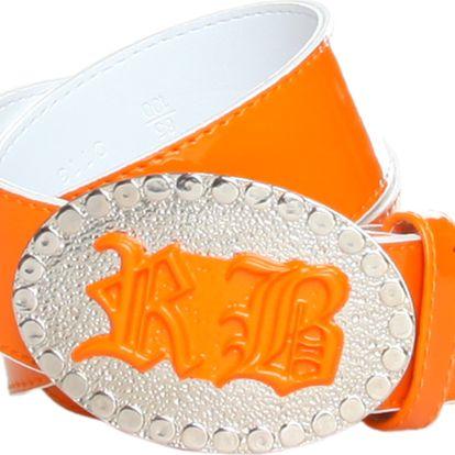 Nepřehlédnutelný dámský pásek značky Roccobarocco.