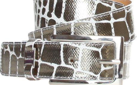 Dámský opasek s hadím motivem značky Roccobarocco.