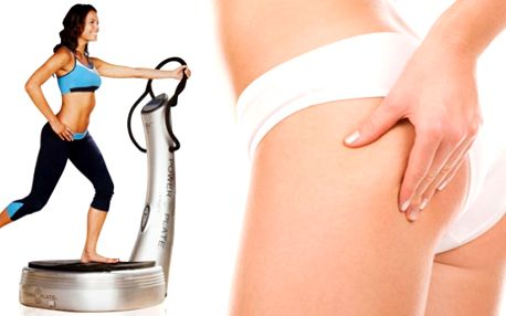 Rýchle schudnutie a zredukovanie nadmerne oblých tvarov - najmodernejšia dvojhlavicová kavitácia + vibračná plošina a nápoj na chudnutie zdarma