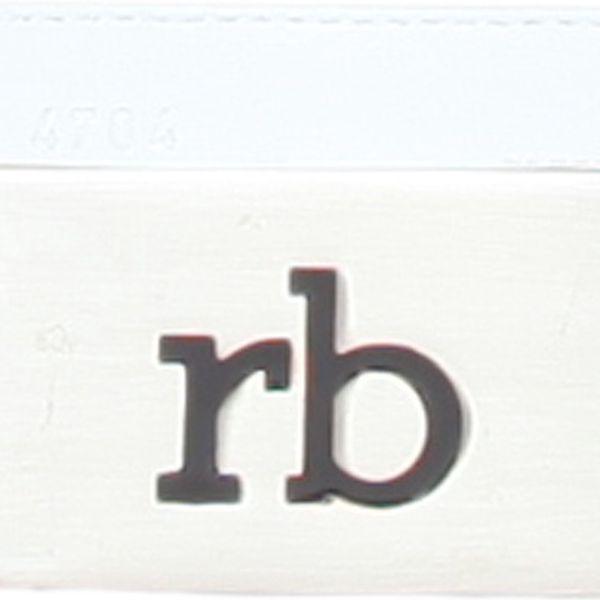 Stylový dámský pásek značky Roccobarocco, ozdobná spona s logem značky.