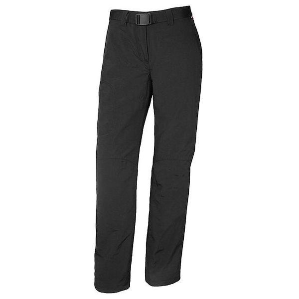 Dámské černé funkční outdoorové kalhoty Maier