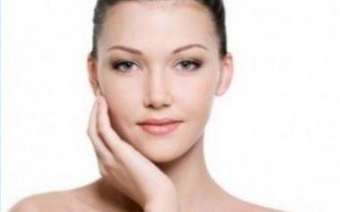 Luxusní kosmetické ošetření pleti, čištění, masáž, sérum, peeling v příjemném prostředí, krása a relax na dosah.