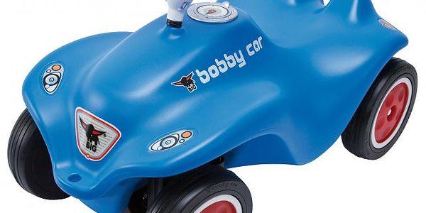 Big auto odstrkovadlo new bobby car modré
