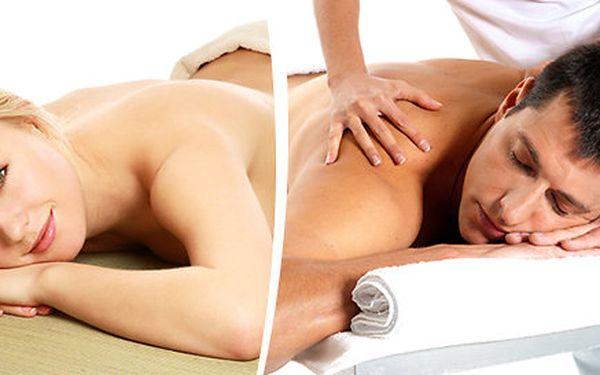 Breussova uvolňující masáž a masáž plosek nohou